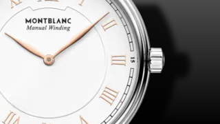 Montblanc Tradition Manual Winding 40mm
