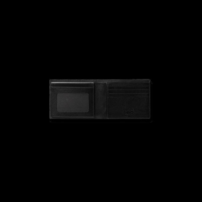 Geldbeutel Montblanc 11 cc aus Kalbsleder und Synthetik
