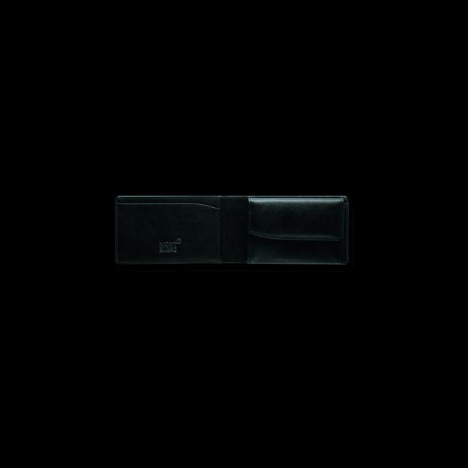 Geldbeutel Montblanc Mini 1 cc aus Rindsleder