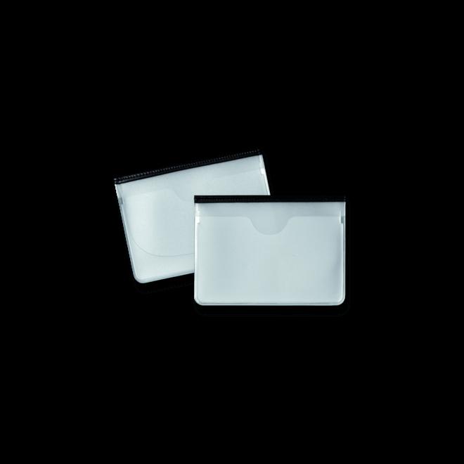 Etui für Visitenkarten Montblanc 2 Kunststoffetuis 6 cc aus Kunststoff