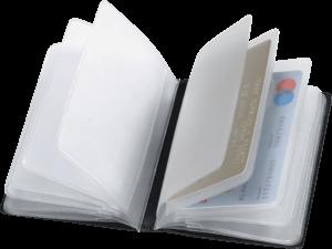 Kreditkartenetui Montblanc Meisterstück aus Rindsleder