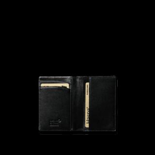 Montblanc Geldbeutel Meisterstück Visitenkartenetui mit Fächern 7167