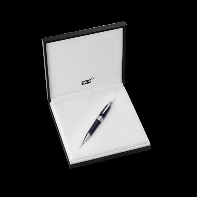 Kugelschreiber Montblanc John F. Kennedy Special Edition aus Edelharz und Edelstahl bei Brogle