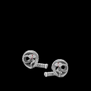 Montblanc Manschettenknöpfe mit gewundenen Schlangen 126495