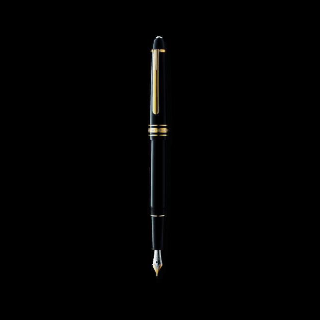 Füllfederhalter Montblanc Meisterstück Classique aus Edelharz bei Brogle