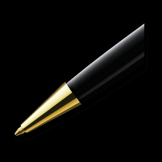 Kugelschreiber Montblanc Meisterstück Classique aus Edelharz bei Brogle