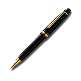 Montblanc Kugelschreiber Meisterstück Gold-Coated LeGrand 10456