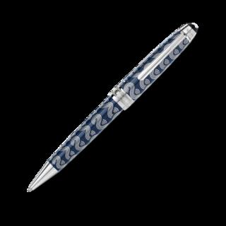 Montblanc Kugelschreiber Meisterstück In 80 Tagen um die Welt Solitaire LeGrand 126355