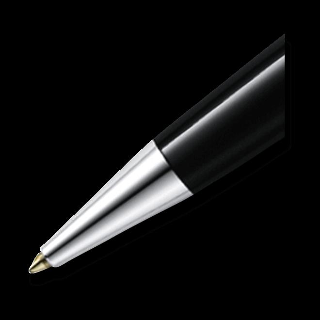 Kugelschreiber Montblanc Meisterstück Platinum Line Classique aus Edelharz bei Brogle