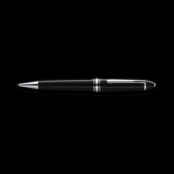 Kugelschreiber Montblanc Meisterstück Platinum Line LeGrand aus Edelharz bei Brogle
