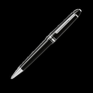 Montblanc Kugelschreiber Meisterstück Platinum Line Midsize 114185