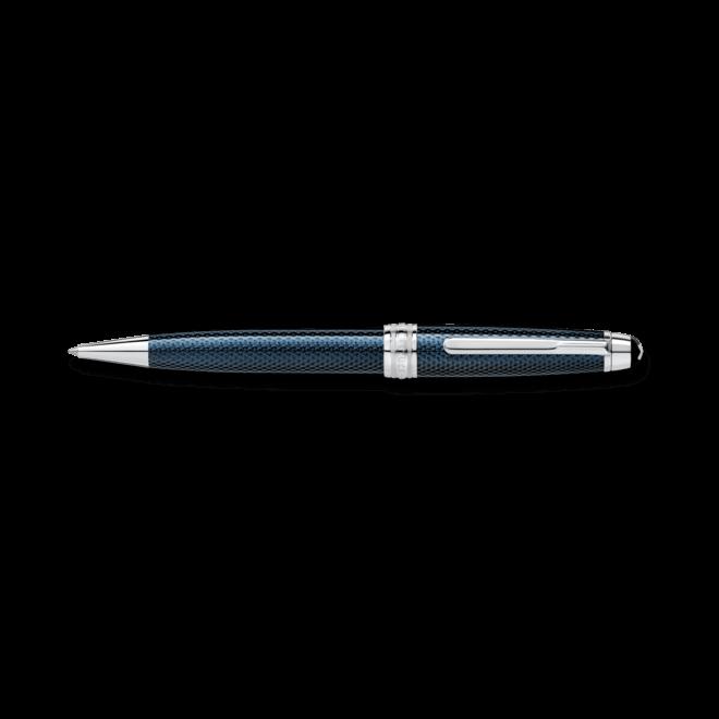 Kugelschreiber Montblanc Meisterstück Solitaire Blue Hour Midsize bei Brogle