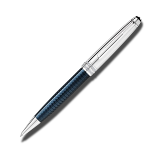 Montblanc Kugelschreiber Meisterstück Solitaire Doué Blue Hour Classique 112895