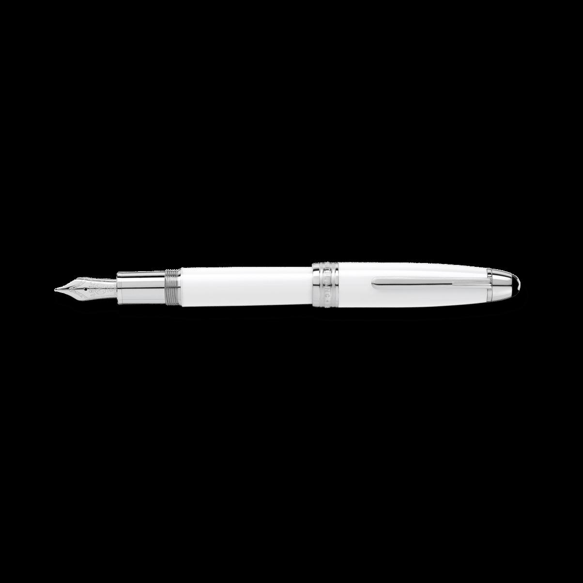 Montblanc Meisterstück White Solitaire LeGrand Füllfederhalter - 111933
