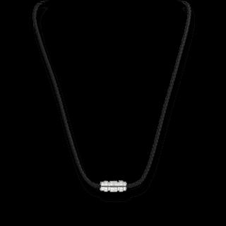 Montblanc Halskette mit Anhänger 3-Ringe-Motiv 106684