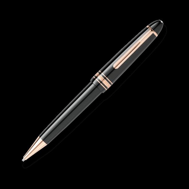 Kugelschreiber Montblanc 90 Jahre Meisterstück Legrand aus Edelharz