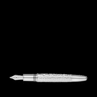 Montblanc Füllfederhalter Meisterstück Martelé Sterling Silver LeGrand Füllfederhalter 115097