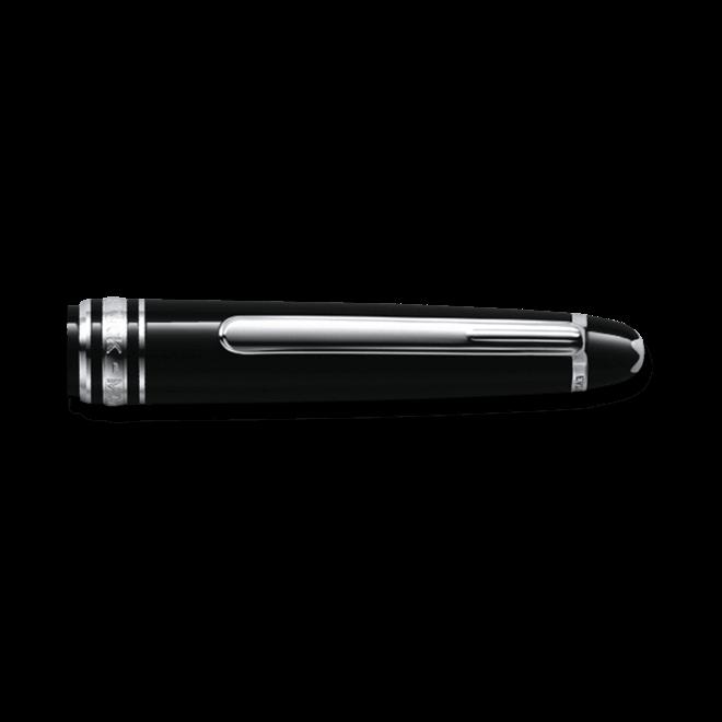 Kugelschreiber Montblanc Meisterstück Platinum Line Classique Kugelschreiber aus Edelharz