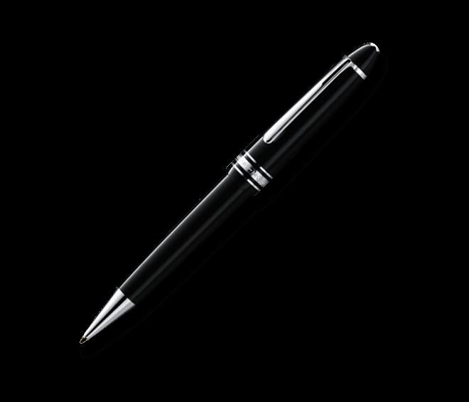 Kugelschreiber Montblanc Meisterstück Platinum Line LeGrand Kugelschreiber aus Edelharz