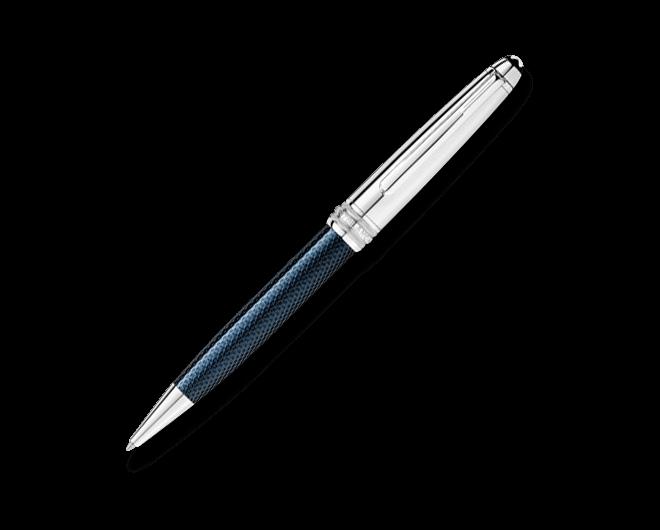 Kugelschreiber Montblanc Meisterstück Solitaire Doué Blue Hour Classique