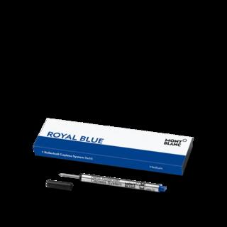 Montblanc Rollerball-Minen 1 Rollerball Capless System Mine (M) Royal Blue 128243