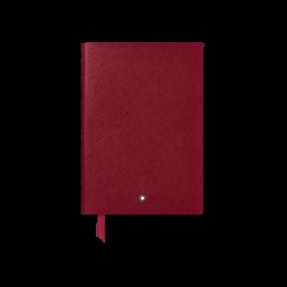 Montblanc Notizblock #146 Carmine Red 125908