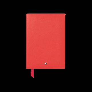Montblanc Notizblock #146 Cayenne Red 125906