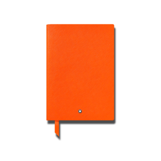 Montblanc Notizblock #146 Manganese Orange 124021