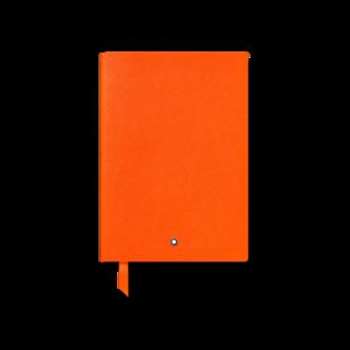 Montblanc Notizblock #146 Manganese Orange 124021