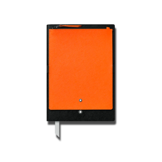 Montblanc Notizblock #146 Pass-Partout Pocket, Orange 119482