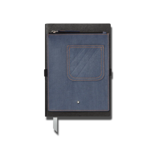 Montblanc Notizblock #146 Pocket Stationery, Denim 125135
