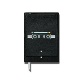 Montblanc Notizblock #146 Pocket Stationery, Mix Tapes 119484