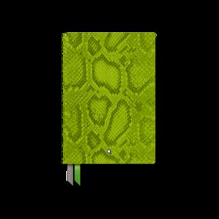 Montblanc Notizblock 146 Python Print, Green 119646