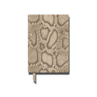 Montblanc Notizblock #146 Python Print, Roccia Caldo 119518