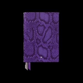 Montblanc Notizblock 146 Python Print, Violet 119644
