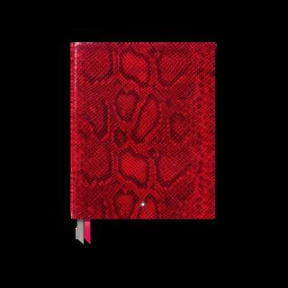 Montblanc Notizblock #149 Python Print, Cayenne-Rot 119915