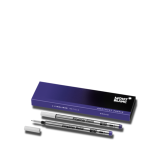 Montblanc Fineliner-Minen 2 Fineliner-Minen B Amethyst Purple 111433