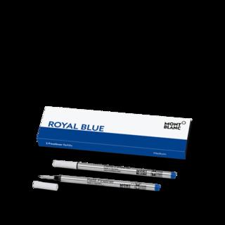 Montblanc Fineliner-Minen 2 Finelinerminen (M) Royal Blue 124499
