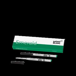 Montblanc Kugelschreiberminen 2 Kugelschreiberminen (M) Emerald Green 118126