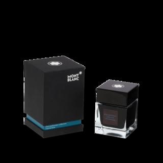 Montblanc Tintenfass Elixir Parfumeur, Marine Scent Blue 50 ml 119598
