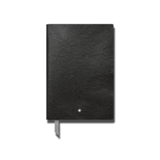Montblanc Notizblock Fine Stationery Notebook #146 Black, liniert 113294