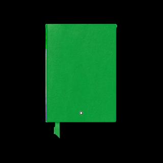 Montblanc Notizblock Fine Stationery Notebook #146 Green, liniert 116518