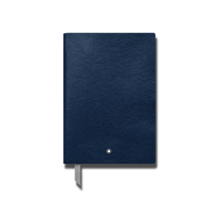 Montblanc Notizblock Fine Stationery Notebook #146 Indigo, blanko 116403