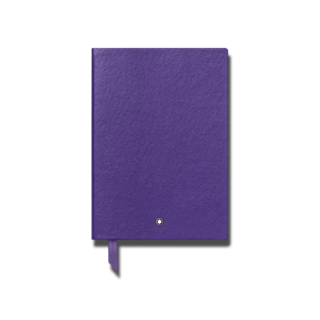 Montblanc Notizblock Fine Stationery Notebook #146 Purple, liniert 116515