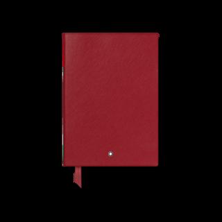 Montblanc Notizblock Fine Stationery Notebook #146 Red, liniert 116521