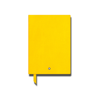Montblanc Notizblock Fine Stationery Notebook #146 Yellow, liniert 116519