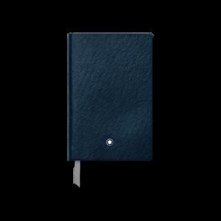 Montblanc Notizblock Fine Stationery Notebook #148 Indigo, liniert 118037