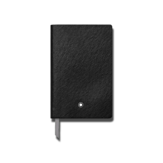Montblanc Notizblock Fine Stationery Notebook #148 Schwarz, liniert 118036