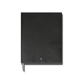 Montblanc Notizblock Fine Stationery Sketch Book #149 - Black, liniert 116931