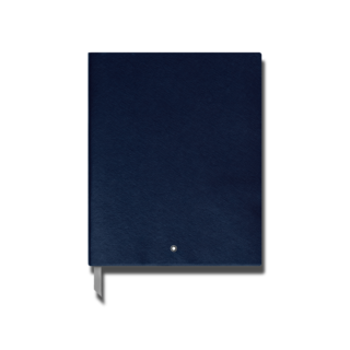 Montblanc Notizblock Fine Stationery Sketch Book #149 Indigo, liniert 116953